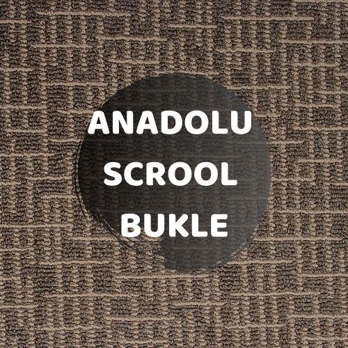 Anadolu Scrool Bukle