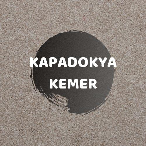 Kapadokya-Kemer Keçe Taban