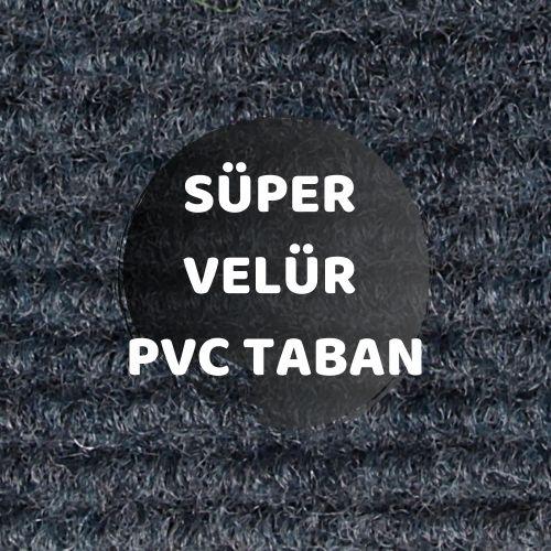 Süper Velür Pvc Taban